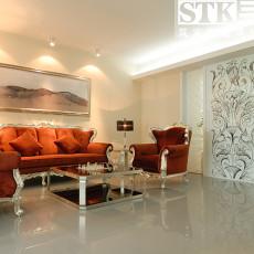 精选欧式二居休闲区装修设计效果图