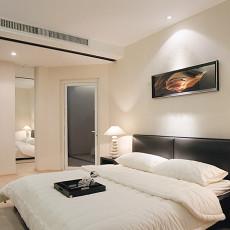 76平米二居卧室简约装修图片大全