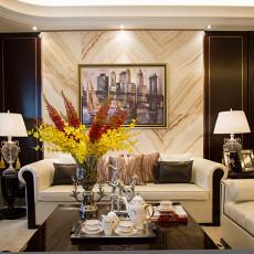 现代客厅装饰效果图大全
