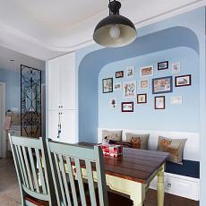 精美地中海小户型餐厅装饰图片大全