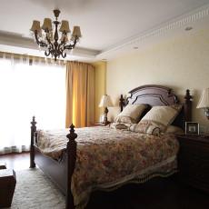 美式卧室装修效果图片大全