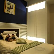201870平米现代小户型卧室效果图片大全
