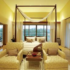 130平方现代别墅卧室装饰图片大全
