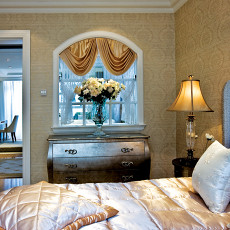 热门120平米欧式别墅卧室装修效果图片大全