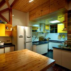 整体厨房装修效果图大全图