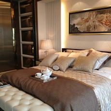 热门137平米欧式别墅卧室实景图片大全
