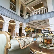 精美欧式别墅休闲区装修设计效果图片
