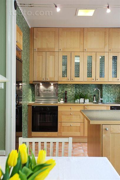 精选面积87平小户型厨房欧式装修图片大全