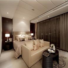 现代大卧室装修效果图