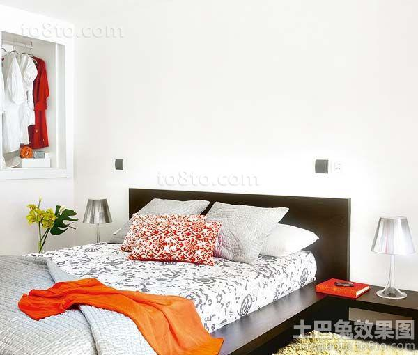 小户型卧室装修效果图大全图片