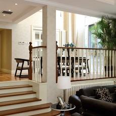 139平米欧式别墅客厅装饰图片大全