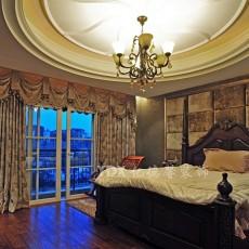 精选大小140平欧式四居卧室装修实景图片大全