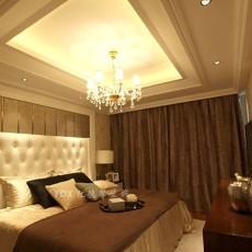 76平米二居卧室欧式装修图片