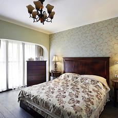 美式风格卧室图片欣赏大全