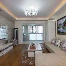 欧式风格客厅装修设计图片欣赏