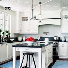 欧式风格厨房装修效果图大全