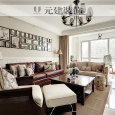 热门82平米二居客厅现代装饰图片大全