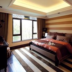 欧式古典客卧室装修效果图