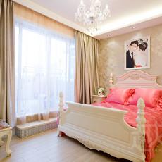 热门面积75平现代二居卧室效果图片大全