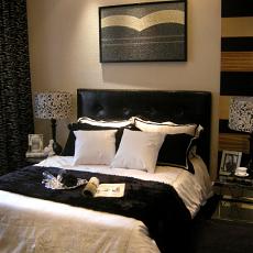 精美90平米二居卧室新古典效果图片