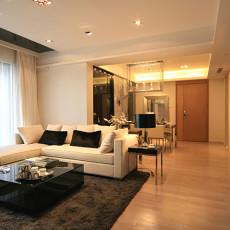 201890平方三居客厅现代装修设计效果图片大全