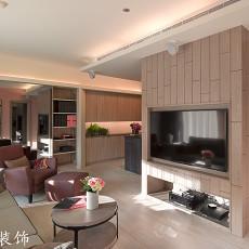精美面积81平小户型客厅现代欣赏图