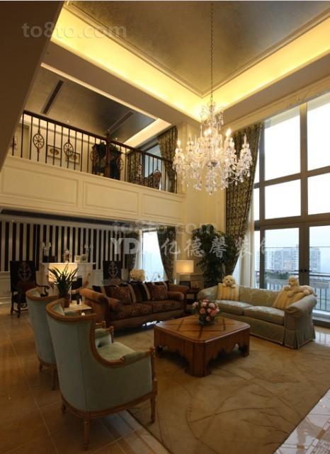 欧式风格客厅沙发效果图大全