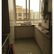 中式现代风格厨房装修效果图