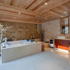 热门117平米东南亚别墅卫生间效果图片欣赏