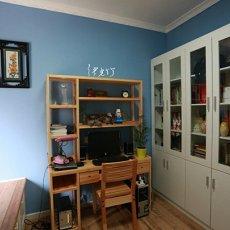 精美面积77平小户型书房欧式效果图片欣赏
