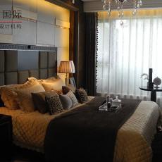 新古典风格主卧室装修效果图