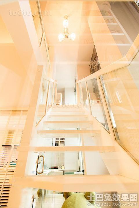 loft小户型楼梯效果图