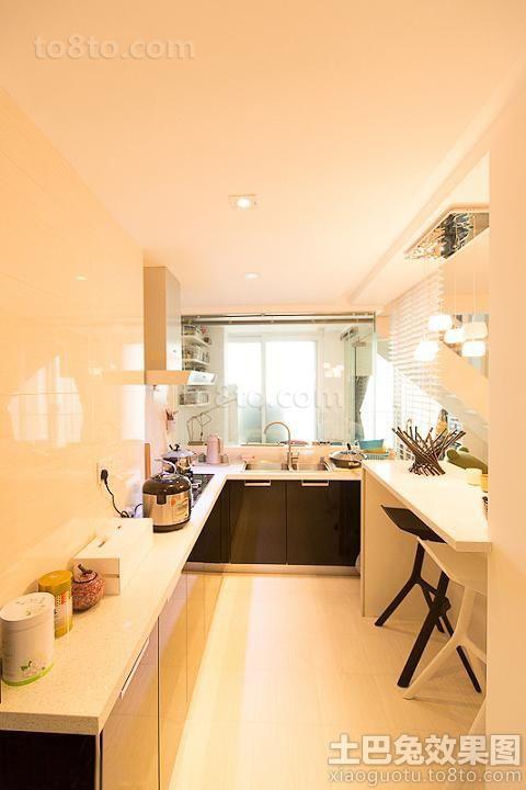小户型小厨房设计效果图欣赏