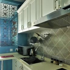 家庭小厨房灶台装修效果图