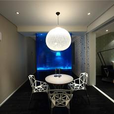 201882平米现代小户型餐厅装修图