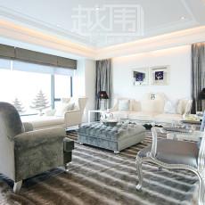 欧式风格客厅单人沙发效果图