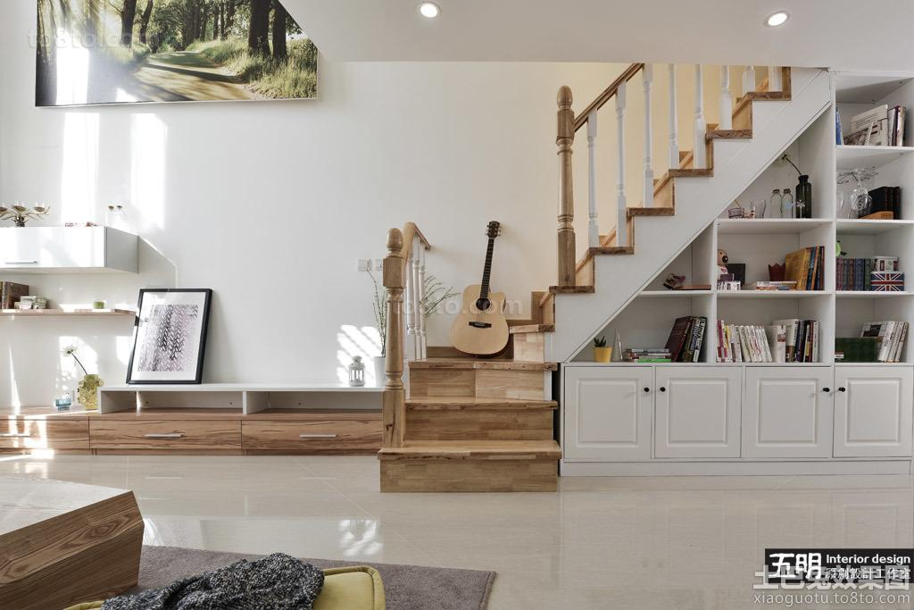 loft小户型楼梯设计