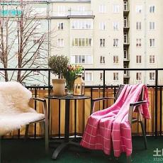现代小户型阳台欣赏图片大全