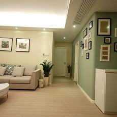精选现代小户型客厅装修效果图