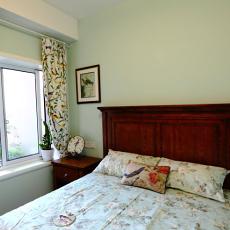 欧式田园风格次卧室装修效果图欣赏