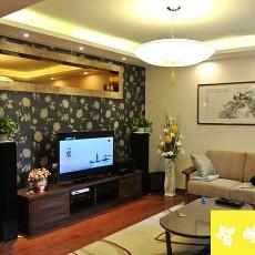 104平米三居客厅现代装修图片大全