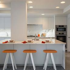 精选小户型厨房现代装修设计效果图片欣赏