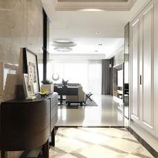 现代风格玄关柜效果图欣赏