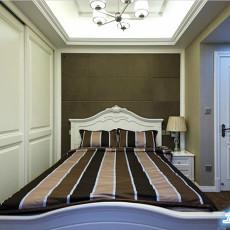 欧式风格次卧室装修效果图欣赏