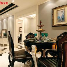 现代风格餐厅装修设计图片欣赏