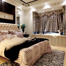 精选面积87平现代二居卧室装修欣赏图