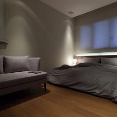 现代简约风格卧室装修设计图片欣赏