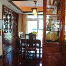 中式风格餐厅装修效果图片大全