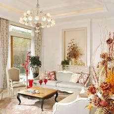 欧式风格客厅装修图