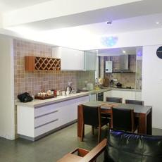 现代小户型厨房欣赏图